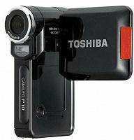 Отдается в дар Toshiba Camileo P10 видеокамера