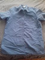 Отдается в дар Блузка-рубашка р-р 50