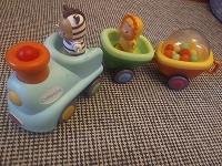 Отдается в дар паровозик для малышей