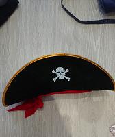 Отдается в дар Шляпа пирата