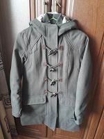 Отдается в дар Куртка зимняя женская или подростковая, на рост 152-158 см