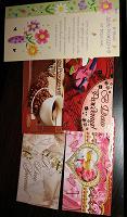 Отдается в дар Подарочные конверты для денег, открытка