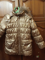 Отдается в дар Курточка весенняя на 4-8 лет
