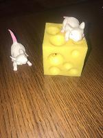 Отдается в дар Мыши с сыром