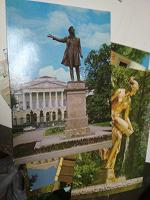 Отдается в дар открытки Питер и окрестности