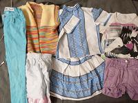 Отдается в дар Одежда для девочки 104-110