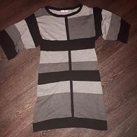 Отдается в дар Теплое платье 46-50 размера