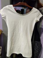 Отдается в дар Белая футболка