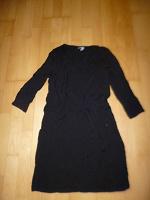 Отдается в дар Черное платье, 38-40/155(158)