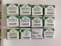Отдается в дар Гомеопатические лекарства