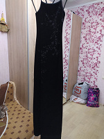 Отдается в дар Вечернее платье 46 размер