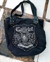 сумка холщевая Камелот