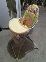 Отдается в дар Столик кресло для кормления