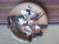 Отдается в дар Настенная тарелочка
