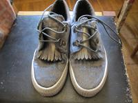 Отдается в дар туфли 36-37