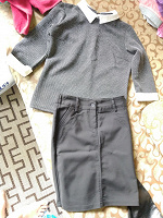 Отдается в дар Кофта и юбка 42 размер