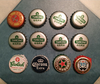 Отдается в дар Крышки от пива