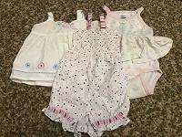 Отдается в дар Летнее легкое малышке на 1-4 месяца
