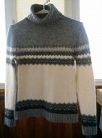 Отдается в дар свитер женский
