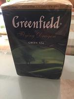 Отдается в дар Чай зелёный рассыпной