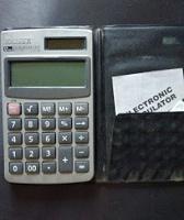 Отдается в дар Калькулятор.