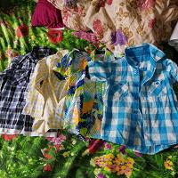 Отдается в дар Летние рубашки 104-110см