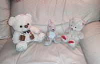 Отдается в дар Мишка, Зая и снова мишка:)