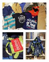 Отдается в дар Пакет одежды на мальчика 98-104