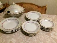 Отдается в дар Большой набор посуды