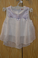 Отдается в дар Детское платье-туника на 12-24 месяца