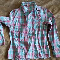 Отдается в дар Рубашка девочке легкая TEANA WINE