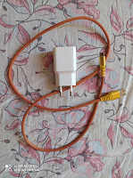 Отдается в дар USB- зарядка + адаптер