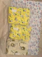Отдается в дар Детский новый матрац + пеленки