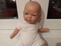 Отдается в дар Кукла-пупс, рукодельницам, коллекция