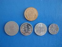 Отдается в дар Монеты стран мира