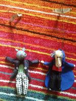 Отдается в дар Куклы-марионетки для кукольного театра