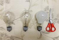 Отдается в дар Лампочки большой мощности