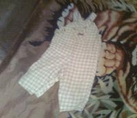 Отдается в дар Комбинезон для малыша