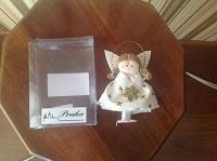 Отдается в дар Маленькая куколка из Праги.