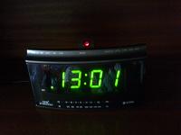 Отдается в дар Радио-часы с проектором VITEK VT-3508