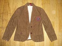 Отдается в дар пиджак на 128