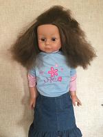 Отдается в дар Кукла 80 см