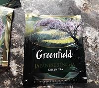 Отдается в дар Зеленый чай Greenfield Japanese Sencha