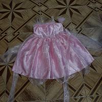 Отдается в дар платье на 4-5 лет