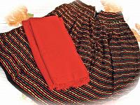 Отдается в дар Две не дошитые юбки
