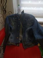 Отдается в дар Куртка джинсовая мужская