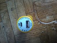Отдается в дар Накопитель или зарядное устройство