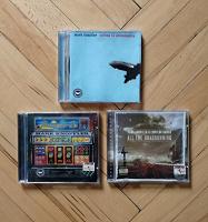 Отдается в дар 3 CD-диска Марка Нопфлера