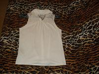 Отдается в дар Блуза белая