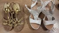 Отдается в дар Пакет женской обуви р36
